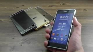видео Чехол для Sony Xperia Z2 | бампер Xperia Z2 - Новости seo -