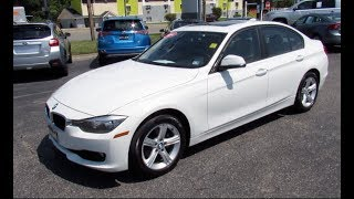 2014 BMW 328i xDrive Walkaround, Start up, Tour and Overview