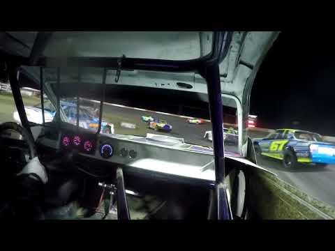 Jeremie Gibbs IMCA Stock Car Beatrice Speedway Spring Nationals 3-10-18