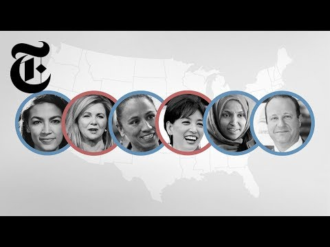 2018 Midterms: Meet the History Makers    NYT News