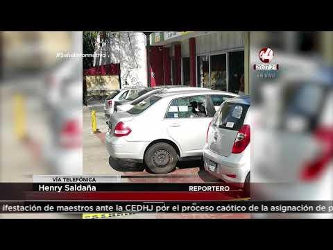 Atentado frustrado contra Carlos Nájera deja como saldo 4 personas heridas