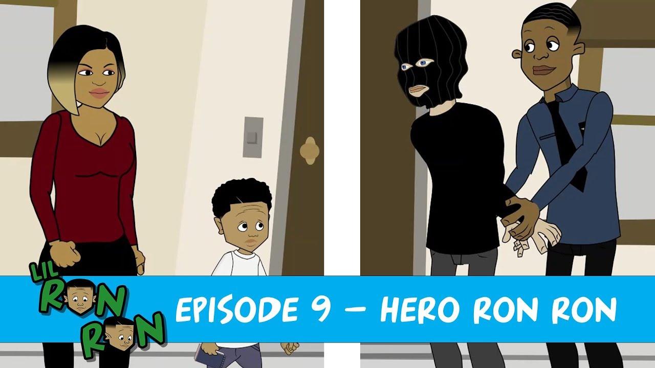 Lil Ron Ron Christmas.Lil Ron Ron Season 5 Ep 9 Hero Ron Ron