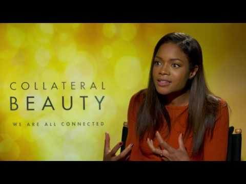 Collateral Beauty: Naomie Harris Exclusive Interview