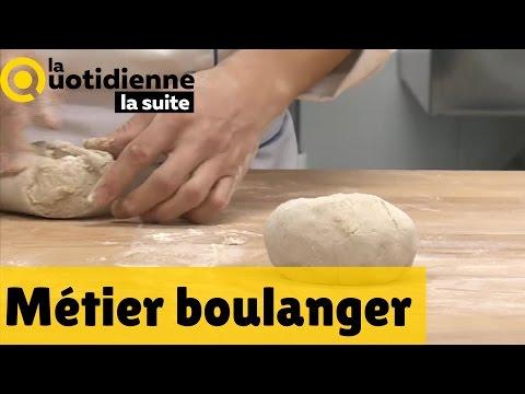 Métier boulanger - Le feuilleton de La Quotidienne la suite