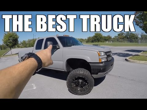 here 39 s why a duramax is the best truck money can buy youtube. Black Bedroom Furniture Sets. Home Design Ideas