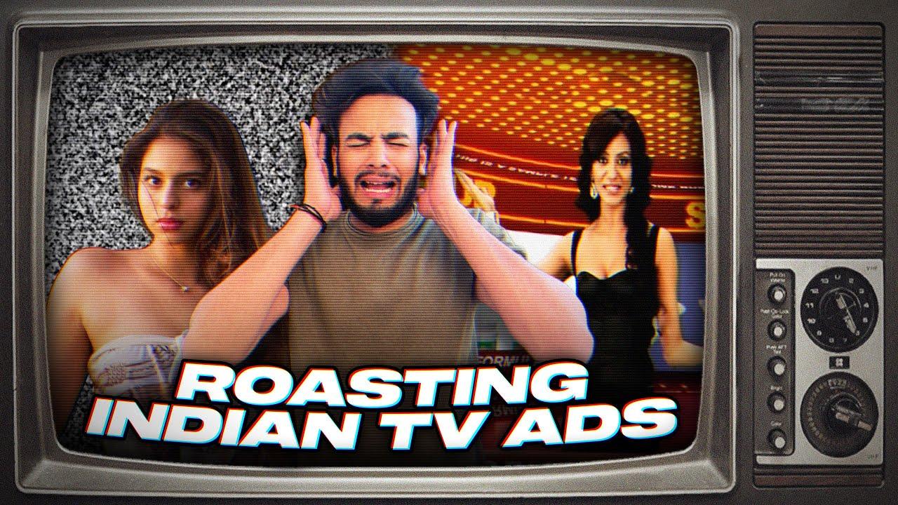 Download Elvish Yadav Roasting Cringe Indian Tv Ads