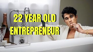 22 Year-Old Entrepreneur Morning Routine | My Healthy Men's Morning Routine + Habits