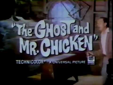 The Ghost and Mr. Chicken 1966 TV