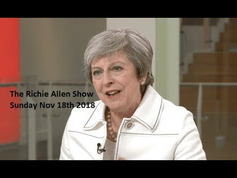 Sunday View On richieallen.co.uk For Sunday November 18th 2018 Mp3