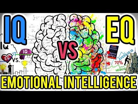 IQ Vs Emotional Intelligence - Daniel Goleman Emotional Intelligence Book Summary