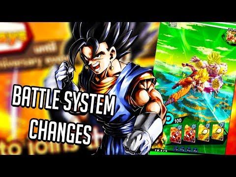 BATTLE VERSION 2 BATTLE SYSTEM CHANGES! Dragon Ball Legends Discussion DB