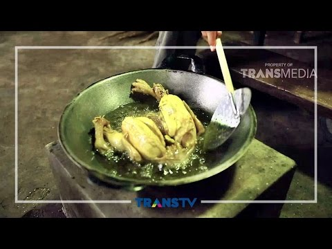 Rahasia Dapur Nenek Ayam Bu Pedas Khas Desa Ngadas