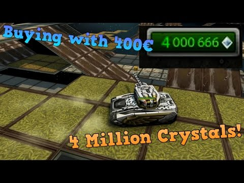 4 MILLION CRYSTALS WITH 400€. Buying XP XT's and All M3's!!!