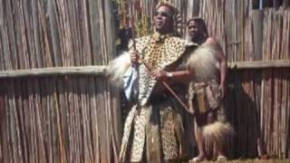 Dancing for the King of the Zulus - Natanya van der Lingen