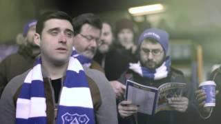 #WeAreChosen: Everton's 2015/16 Season Ticket Video