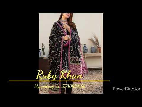 Noor by sadia asad Linen suit original brand...