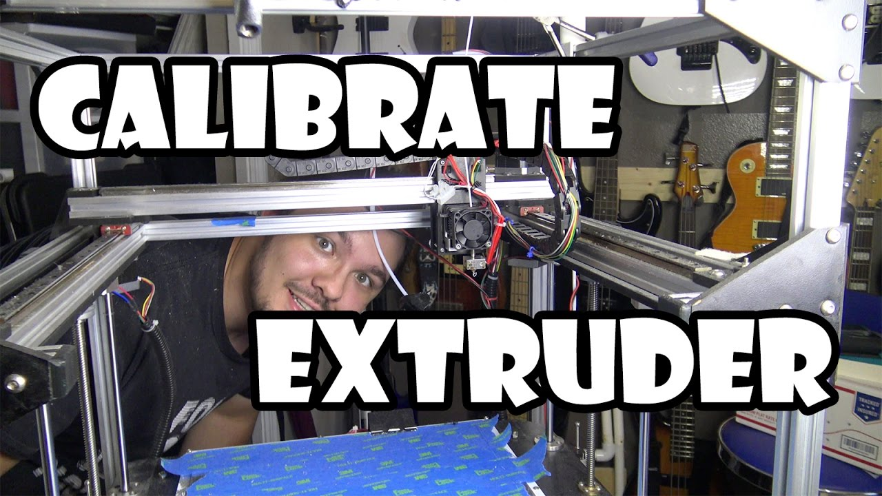 How to Calibrate a 3D Printer Extruder Steps Per MM
