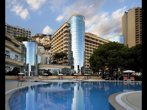 Best luxury Hotel for  Monaco travel   Le Meridien Beach Plaza Hotel In Monaco, France