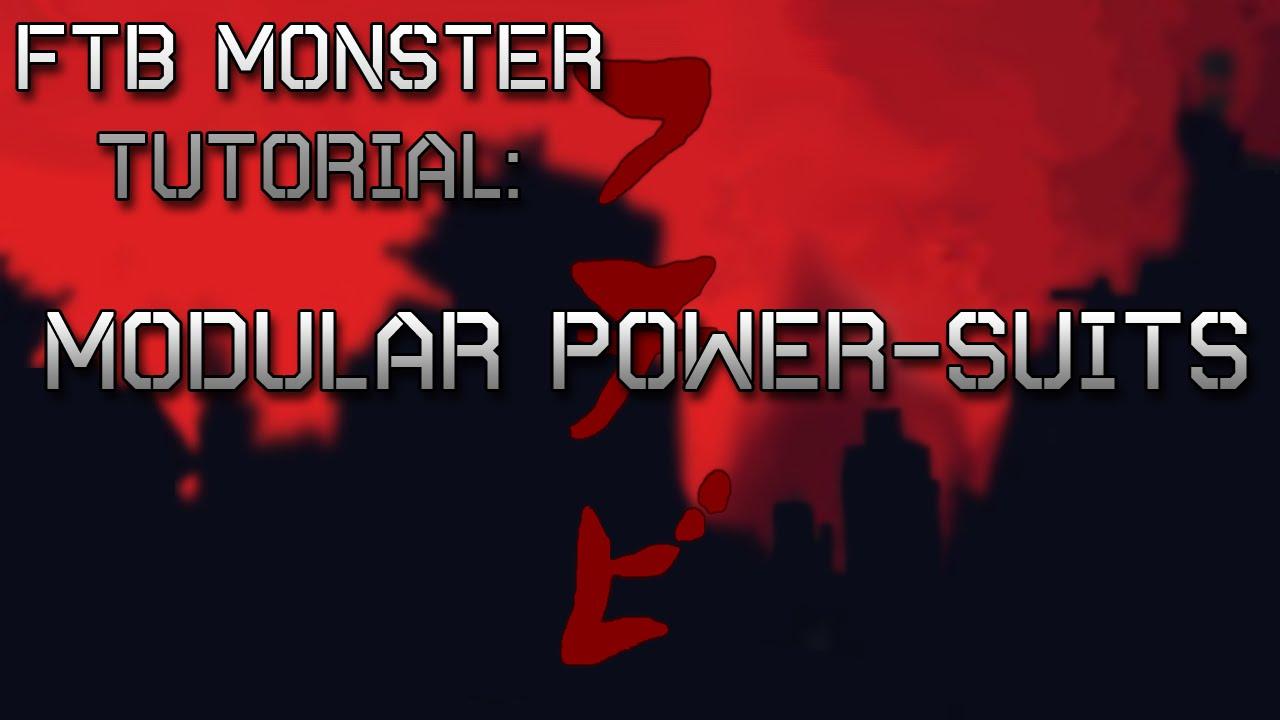 Modular Powersuits - Feed The Beast Wiki