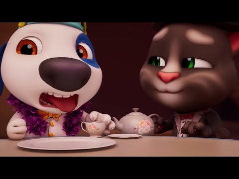 🎉.🥳  Let's Ruin a Party! 💃 Talking Tom Shorts (S2 Episode 20)