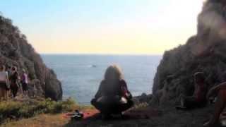Almartino Hang a Mesola - Capri Island - Fortini di Anacapri con Kaire Arte Capri