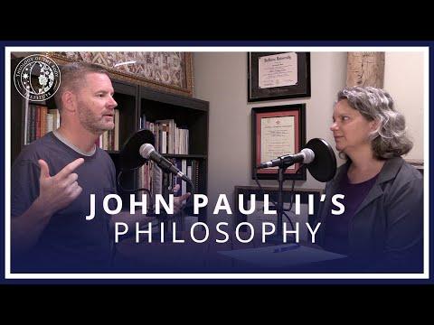 The Philosophy of John Paul II