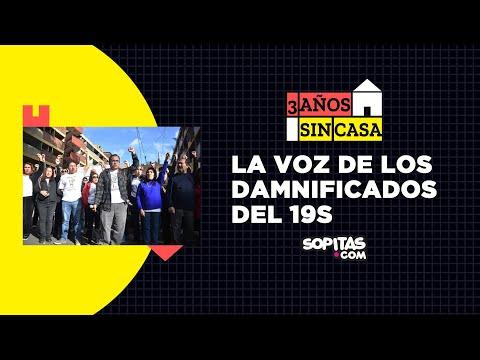 En YouTube: 3 años sin casa: La voz de los Damnificados del sismo del 19 de septiembre de 2017