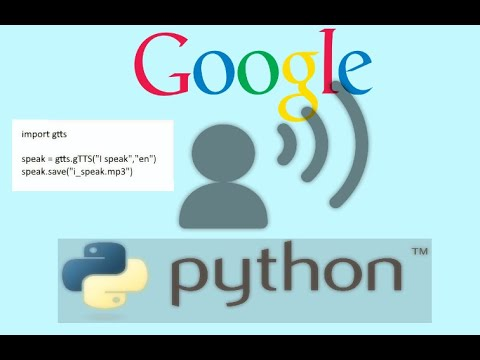 Creating mp3 from a text file with python