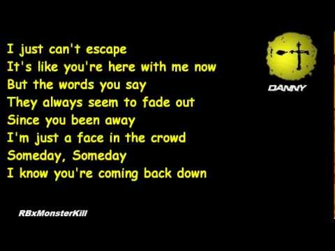 Bush - Come Down Lyrics | MetroLyrics