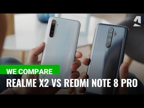 Redmi Note 8 Pro vs. Realme X2: Showdown