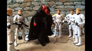 Star Wars Expanded Universe Dioramas