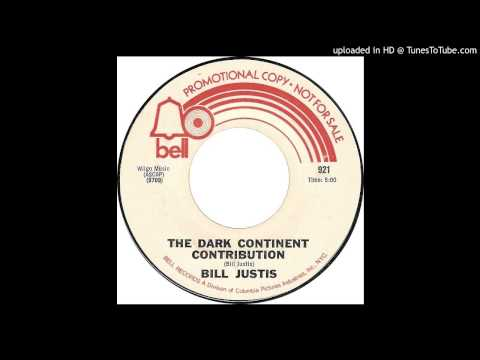 Bill Justis - The Dark Continent Contribution