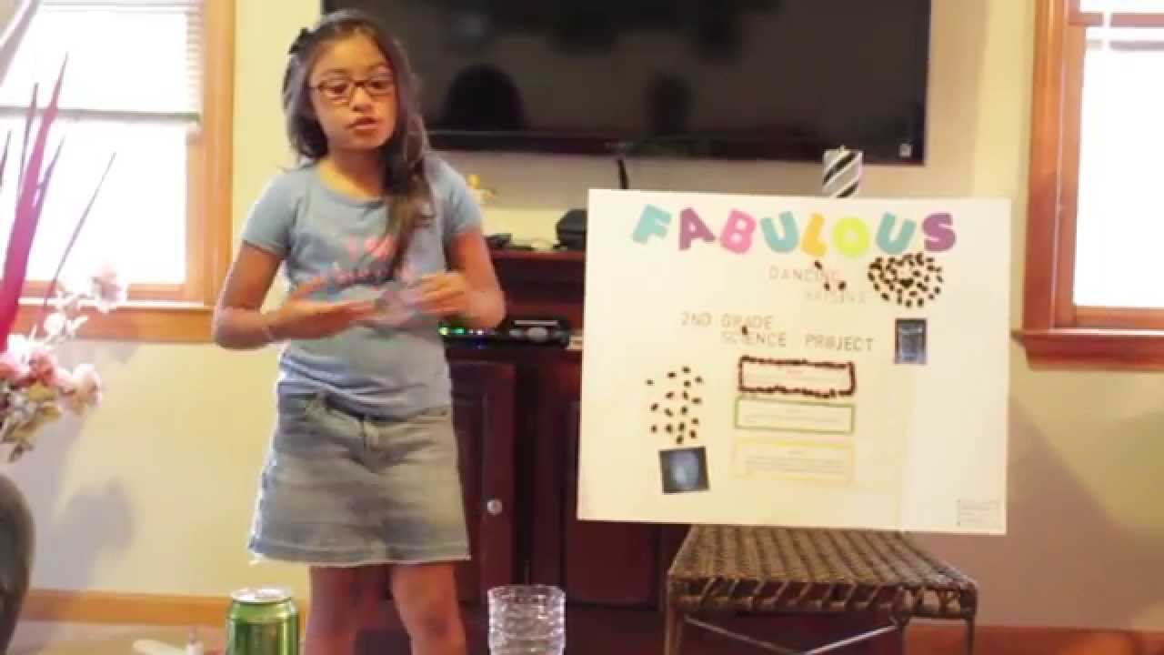 Crazy 2nd Grade Science Project Dancing Raisins with Question – Dancing Raisins Worksheet