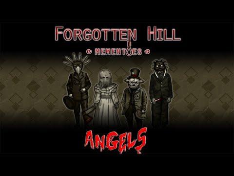 Forgotten Hill Mementoes | AngelS | Стрим # 2