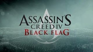 Assassin's Creed 4 - Debut Trailer