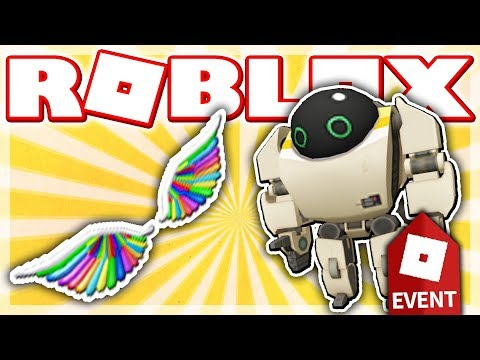 HOW TO GET THE 7723 COMPANION & RAINBOW WINGS!! (Roblox IMAGINATION EVENT 2018 - Make A Cake!)