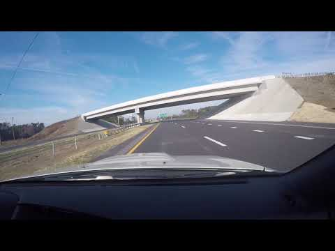 A Drive On Greenville NC's New 264 Bypass