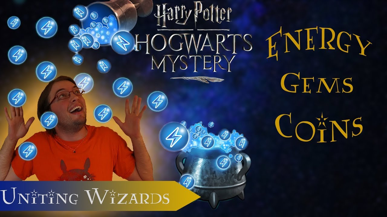 Energy in Harry Potter: Hogwarts Mystery | Wizards Unite Wiki