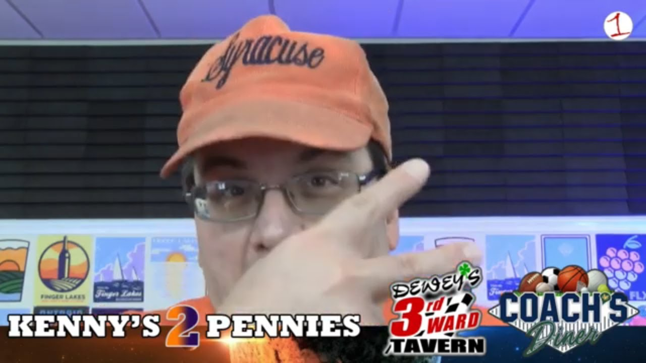 KENNY'S 2 PENNIES: LSU's National Title, 'Cuse on the winning track & stealing signs (podcast)
