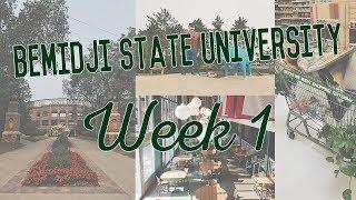 Bemidji State University - Week 1