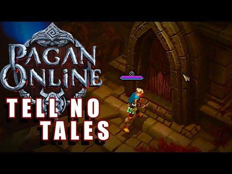 Pagan Online Gameplay #9 : TELL NO TALES