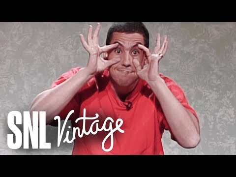 Weekend Update: Adam Sandler on Even More Halloween Costume Ideas