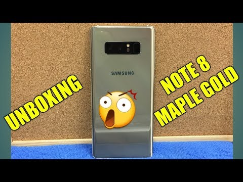 samsung-galaxy-note-8-maple-gold-unboxing