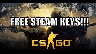 CS GO Steam Keys Generator for Free - 2018 Update!