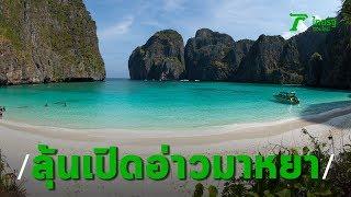 กรมการท่องเที่ยว สั่งตั้ง กก.พิจารณา หลังกรมอุทยานฯ จ่อเปิดอ่าวมาหยาปี 64   Thairath Online