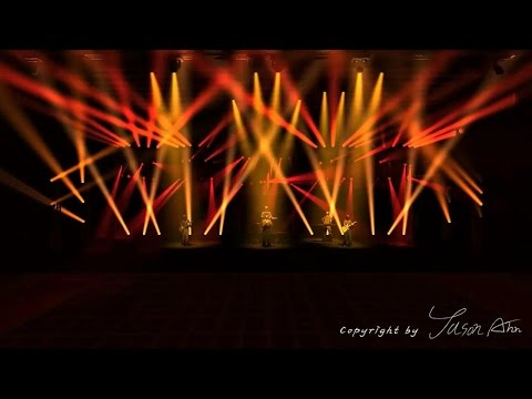 Maroon 5 - Animals Lighting Design by Jason Ahn