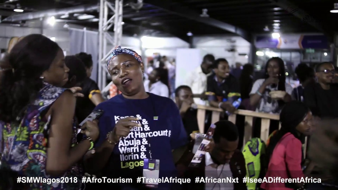 The Best of Afrotourism at Social Media Week Lagos 2018