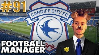Football Manager 2019  91  Champions League Group Draw amp Opener  Chelsea Away