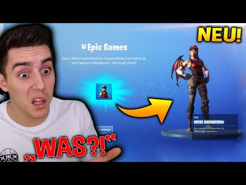 *NEUER* RENEGADE RAIDER IN FORTNITE! 😍 - Fortnite Battle Royale Update! thumbnail