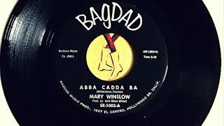 Mary Winslow-Abba Cadda Ba